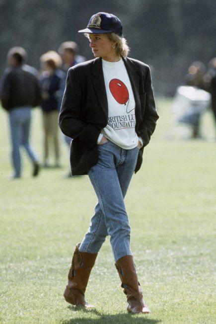 Princess Diana Style