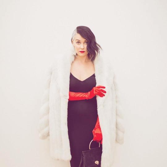 """Lauren Conrad Cruella de Vil from """"101 Dalmatians"""""""