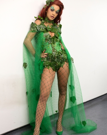 Rita Ora as Poison Ivy