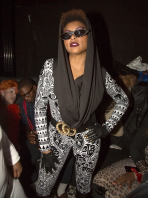 Taraji P Henson as Grace Jones