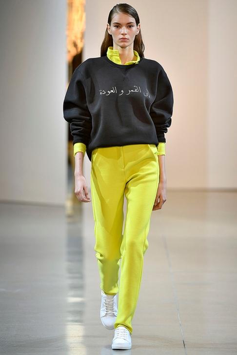 Noon by Noor New York Womenswear Fall Winter 2018-1019 NYC February 2018